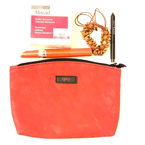 ipsy Handbags - XBag-Dust Rose